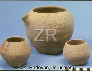 3371-2 Neolithic pottery