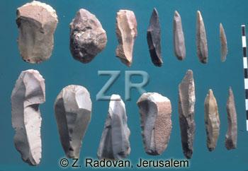 3375-1 Natufic tools
