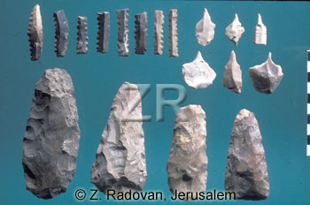 3379 Paleolithic tools