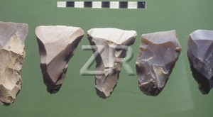 3380-1 Flintstone tools