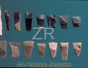 3380-2 Flintstone tools