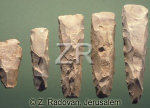 3380-3 Flintstone tools