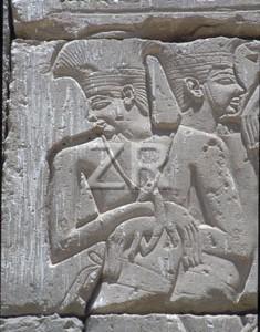 3545-6 Philistine captives
