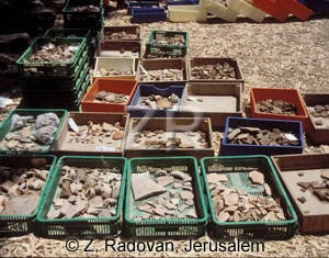 3565 Archeological sherds