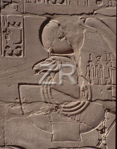 3589-3 Egyptian God Amun