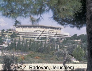 3673-4 The Knesset