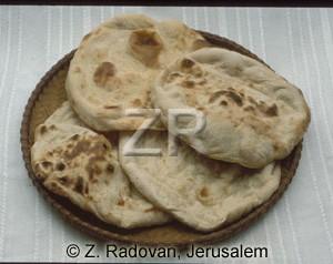 3689-1 Pittah bread