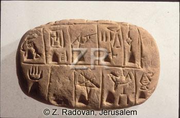 3740-2 pictographic script