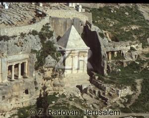 378-2 Kidron tombs