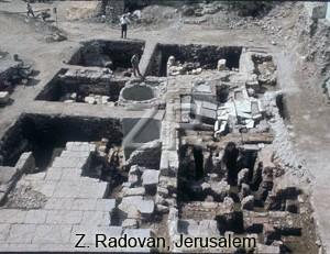 3873-1 Jewish Quarter exca