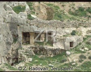 4016 Kidron valley tombs
