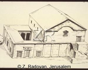 4080-1 Capernaum Synagogue