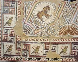4158-4 Brachot mosaic