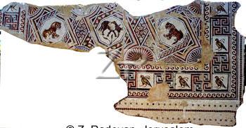 4158-5 Brachot mosaic