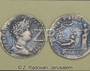 4165-3 Emperor Commodus