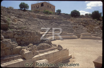 4198-1 Sepphoris theater