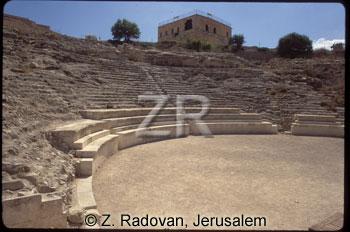 4198-2 Sepphoris theater