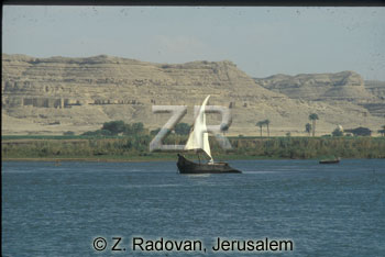4322-3 The river Nile