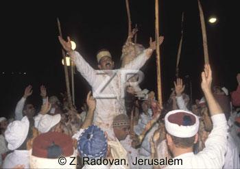 4374-1 Samaritan Passover