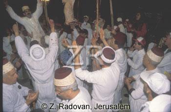 4374-3 Samaritan Passover