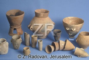 4383-2 Chalcolithic pottery