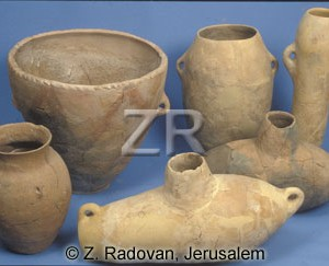 4383-3 Chalcolithic pottery
