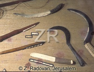 4391-1 Reconstructed tools