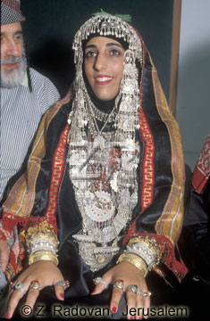 4448 Yemenite bride