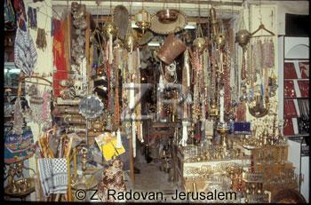 4487-4 Jerusalem souvenirs