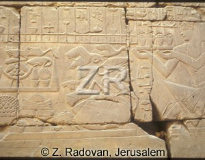 4551-3 Karnak temple