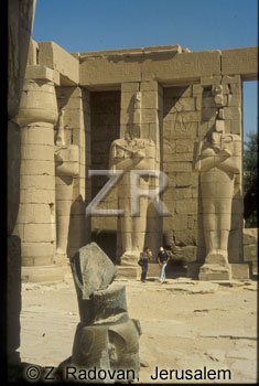 4554-1 Abydos temple