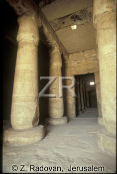 4554-26 Abydos temple