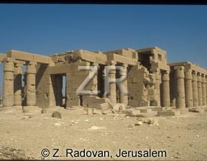 4557-1 Medinet Habu