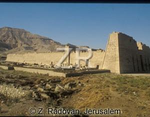 4557-2 Medinet Habu