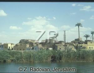 4563-15 Egyptian village