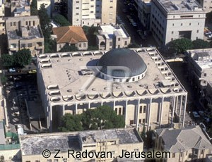 4608 Tel Aviv synagogue