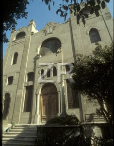 4611 Caraite synagogue