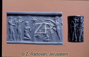 4946 Mesopotamian seal