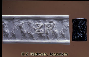 4955 Mesopotamian seal