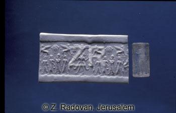 4958 Cylinder seal