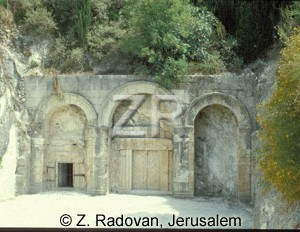 506-2 Rabbi Gamliel tomb