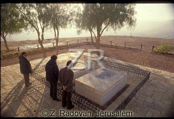 5114-2 Ben Gurion's tomb