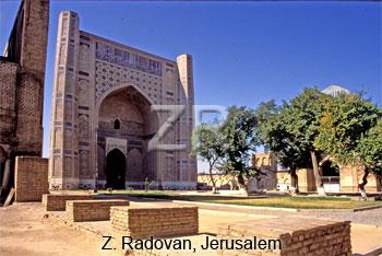 5280-1 Bibi Khanum Mosque