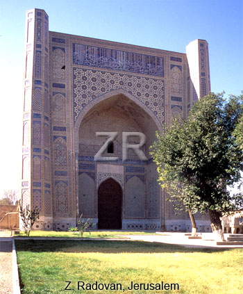 5280 Bibi Khanum Mosque