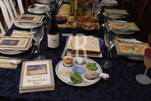 5475-1 Passover table