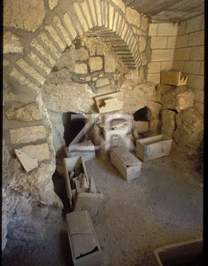 552-3 Mt.-of Olives tombs