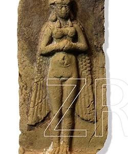 5602-1 Sumerian Goddess Lama