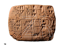 5606. Early Sumerian script