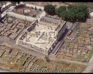568-14 Capernaum Synagogue