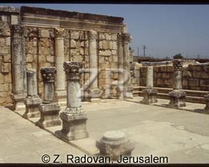 568-29 Capernaum Synagogue